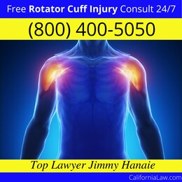 San Pablo Rotator Cuff Injury Lawyer