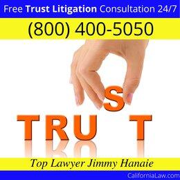 San Quentin Trust Litigation Lawyer CA