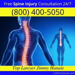 Santa Fe Springs Spine Injury Lawyer