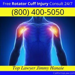 Santa Margarita Rotator Cuff Injury Lawyer