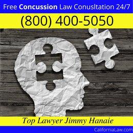 Shasta Lake Concussion Lawyer CA