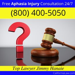 Strathmore Aphasia Lawyer CA