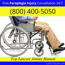 Tuolumne Paraplegia Injury Lawyer