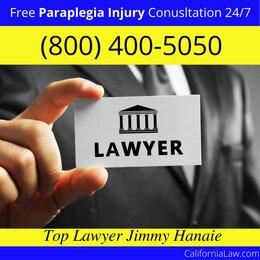 Warner Springs Paraplegia Injury Lawyer