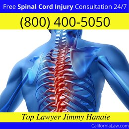Weaverville Spinal Cord Injury Lawyer