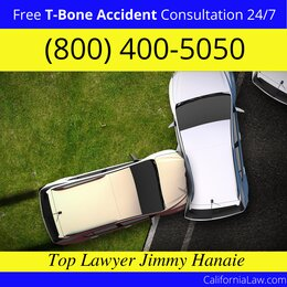 Whiskeytown T-Bone Accident Lawyer