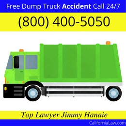 Woodlake Dump Truck Accident Lawyer