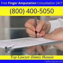 Best Watsonville Finger Amputation Lawyer