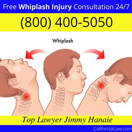 Vallejo Whiplash Injury Lawyer