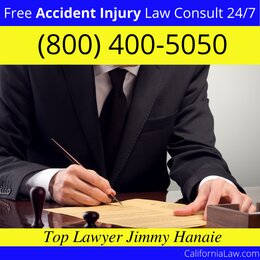 Weed Accident Injury Lawyer CA