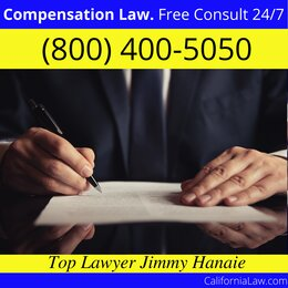 Weed Compensation Lawyer CA
