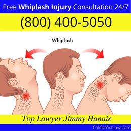 Weed Whiplash Injury Lawyer