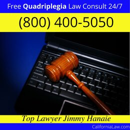 Best Redding Quadriplegia Injury Lawyer