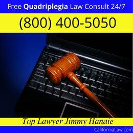 Best Valley Springs Quadriplegia Injury Lawyer