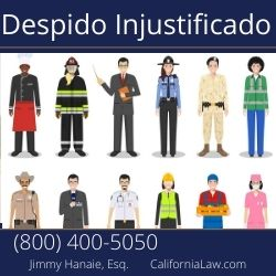 Coalinga Abogado de despido injustificado