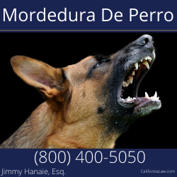 Saratoga Abogado de Mordedura de Perro CA