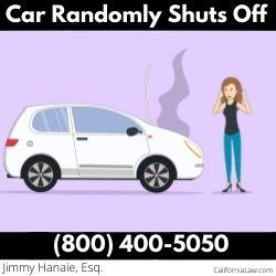 car randomly shuts off