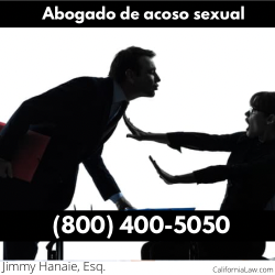 Abogado de acoso sexual en San Juan Capistrano