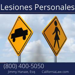 Abogado de lesiones personales en California