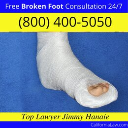 Best California Broken Foot Lawyer