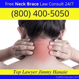 Best California Neck Brace Lawyer