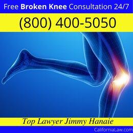 Broken Knee Lawyer California
