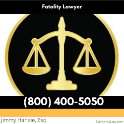 Hornitos Fatality Lawyer