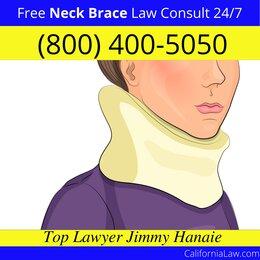 Neck Brace Lawyer California