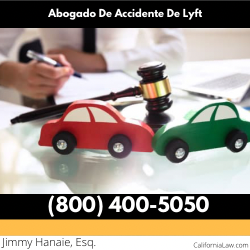 Mejor Kelseyville Abogado de Accidentes de Lyft