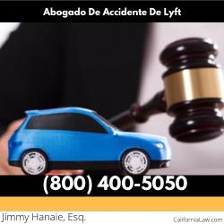 North Palm Springs Abogado de Accidentes de Lyft CA